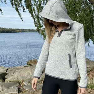 lululemon athletica Tops - Lululemon Athletica Its Fleecing Cold Pullover 2